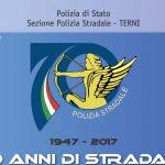 70 anni di Polizia Stradale: al PalaSì iniziano i festeggiamenti